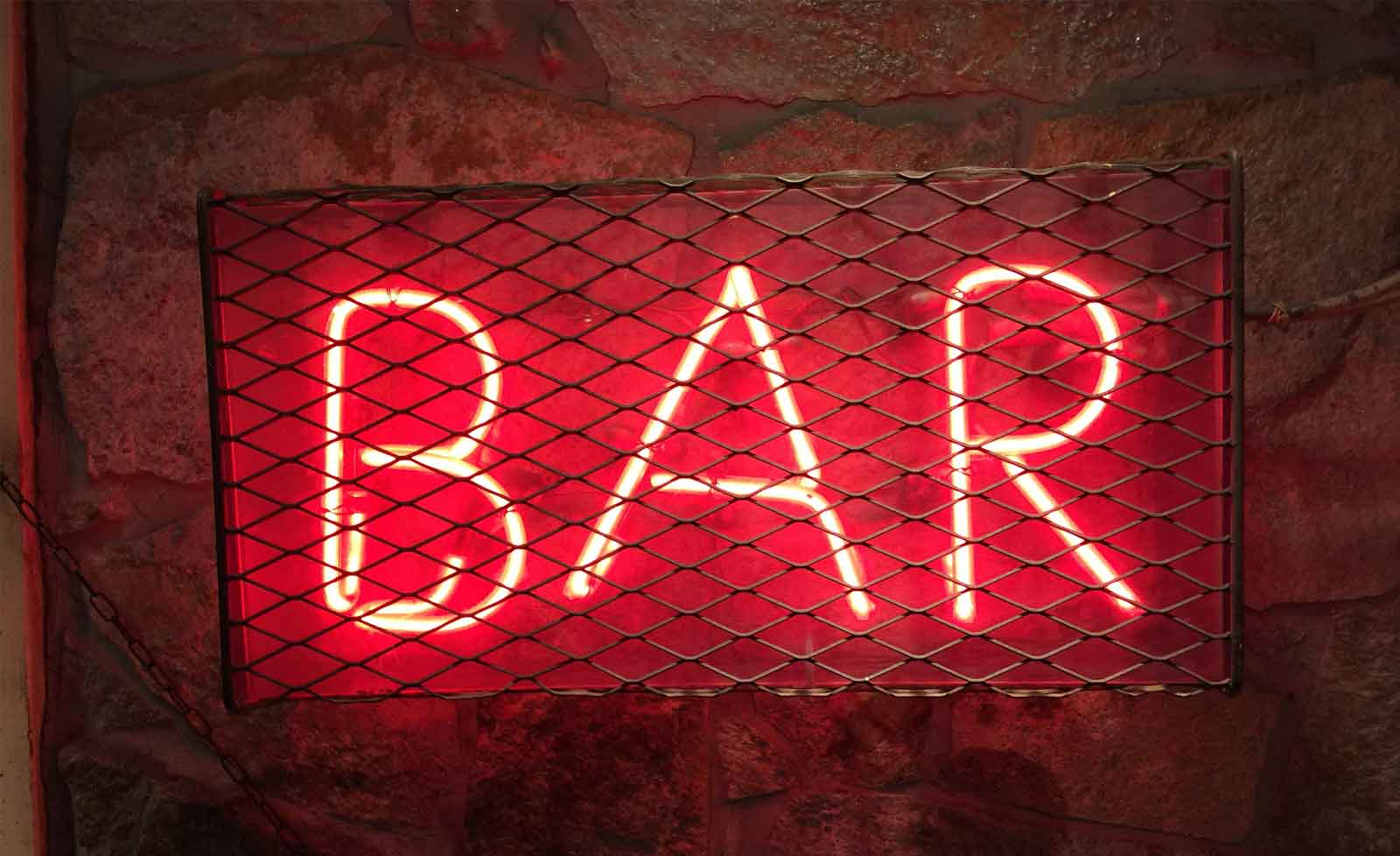 Wall mural photo wallpaper xxl bar neon light sign grid grille jd image is loading wall mural photo wallpaper xxl bar neon light aloadofball Images