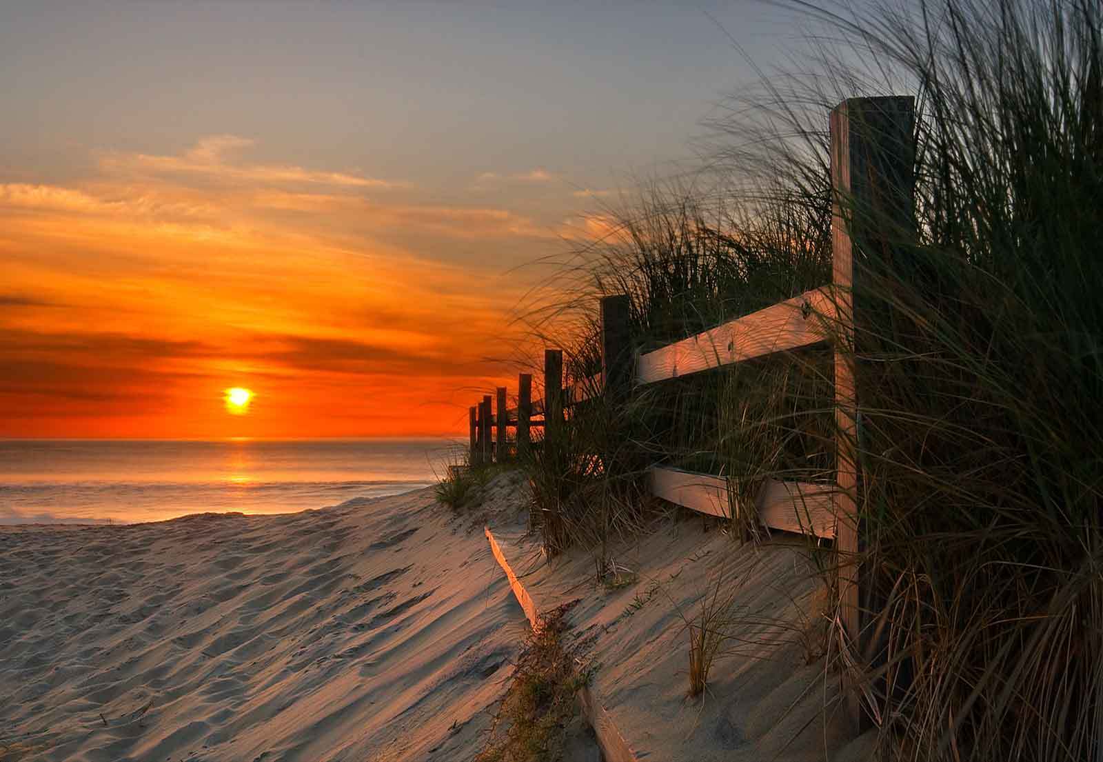 Sandbridge Sunrise