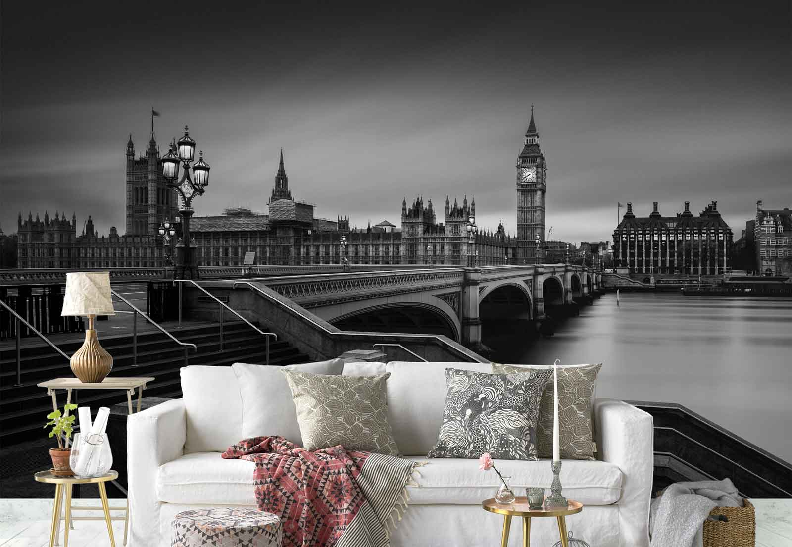 London bridge westminster palace photo wallpaper wall mural 1x london bridge westminster palace photo wallpaper wall mural amipublicfo Choice Image