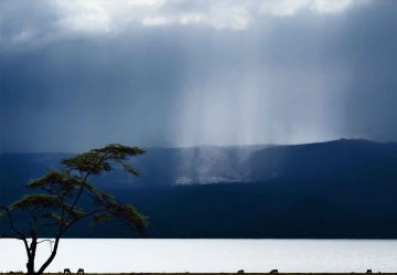 Clouds Over Lake Naivasha