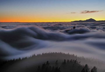 Ocean Of Clouds