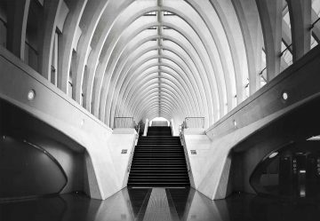 The New Station In Liège By Calatrava