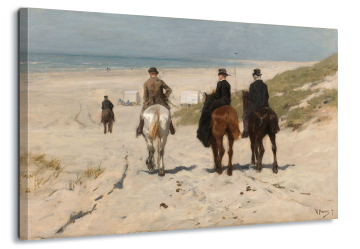 Morning Ride Along The Beach, Anton Mauve