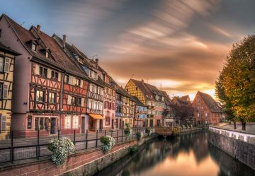 Fall In Colmar