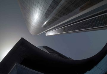 The Rhythm Of Glass And Concrete