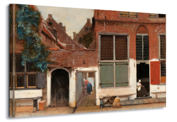 The Little Street, Vermeer