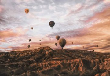 Cappodocia Hot Air Balloon