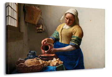 The Milkmaid, Vermeer