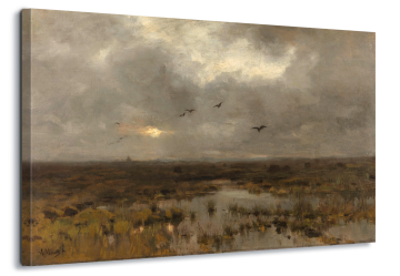 The Marsh, Anton Mauve