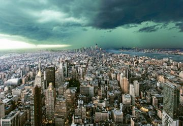 New York Unter Sturm