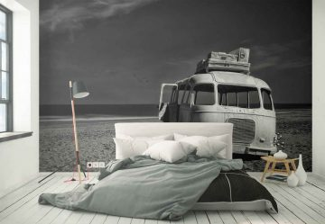 Beached Bus