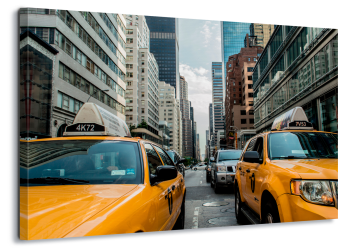 Les Taxis De New York