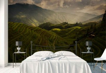 A Tuscan Feel In China